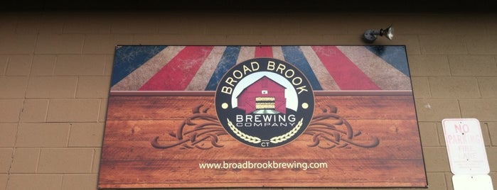 Broad Brook Brewing Company is one of My must visit brewery list.