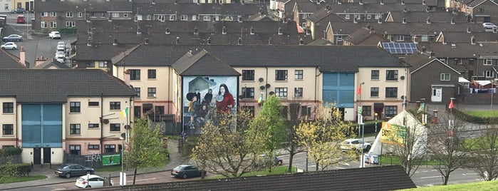Free Derry Corner is one of Orte, die Drinker gefallen.