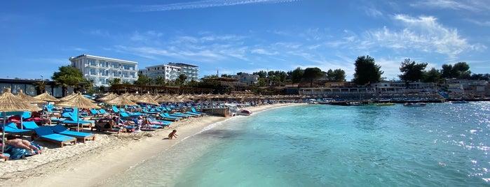 Ksamil Beach is one of Corfu, Greece.