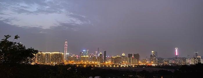 Shenzhen is one of Lieux qui ont plu à Ty.