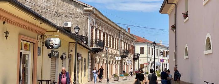 Shkodër is one of Oyropa.