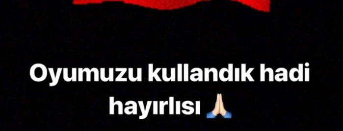 Şükrü Mülazımoğlu Orta Okulu is one of Yunus'un Beğendiği Mekanlar.