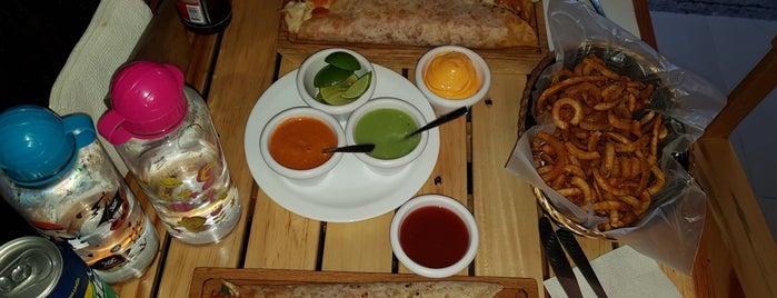 Burritos México is one of Dorilocos.