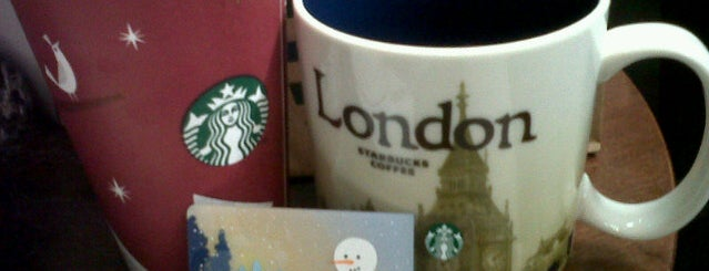 Starbucks is one of All-time favorites in United Kingdom.