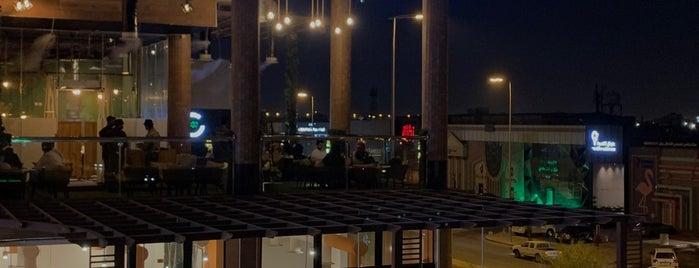 Gourmet Cafe is one of Riyadh 2021.