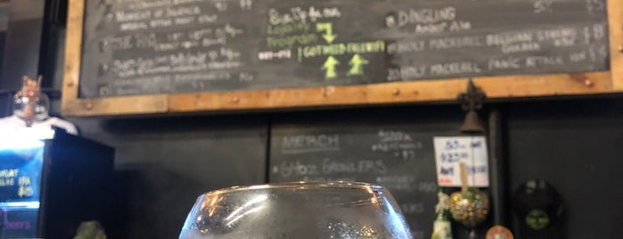 Holy Mackerel Small Batch Beers is one of Breweries or Bust 3.