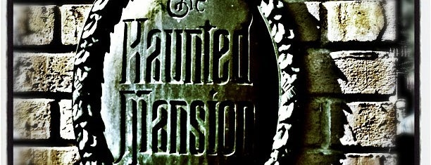 Haunted Mansion is one of Walt Disney World.