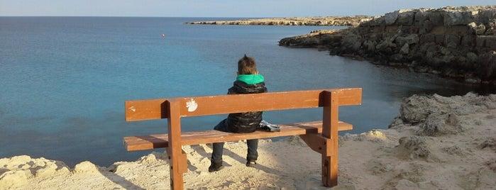 Cape Greco (Cavo Greco) is one of Кипр.