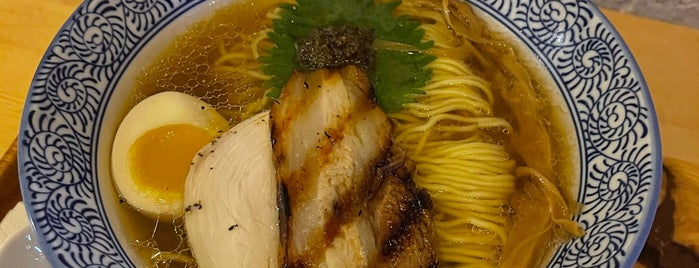 Ramen Ishida is one of Locais salvos de John.