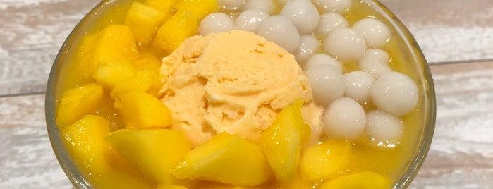 Mango Mango Dessert is one of NY to do - food.