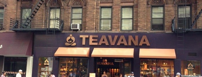 Teavana is one of Tea in NYC.