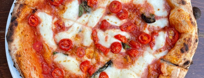 San Matteo Pizzeria e Cucina is one of NYC Favorites Uptown.