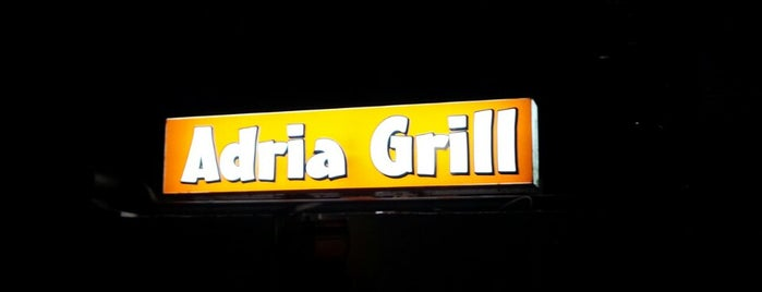 Adria Grill is one of Essen.