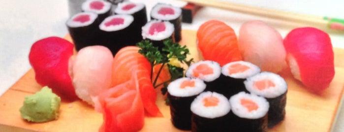 a Red China & Sushi is one of İstanbul'da Uzakdoğu Mutfakları.