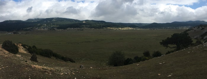 Karagöl Yaylası is one of bakılacak.