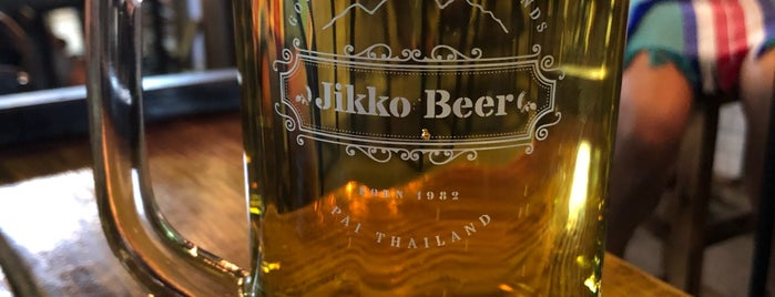 Jikko Beer is one of Orte, die Taco gefallen.