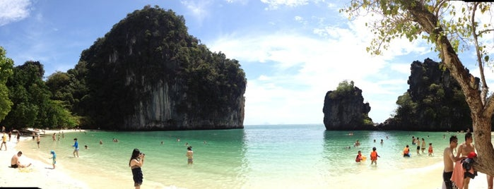 Koh Hong is one of Thailand.