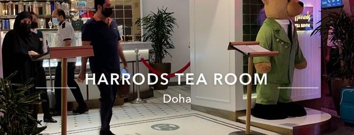 Harrods Tea Room is one of Anoud 님이 좋아한 장소.