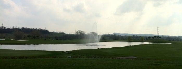 Chervò Golf San Vigilio is one of Green, tee e palline.