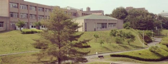 Hiroshima University is one of Tempat yang Disukai Nyoho.