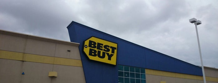 Best Buy is one of Free WIFI Hot Spots in Durham Region.