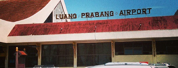 Luang Prabang International Airport (LPQ) is one of Marta : понравившиеся места.