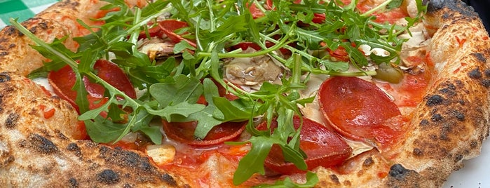 Pizza Pilgrims is one of لندن.