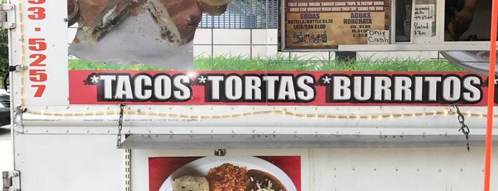 Taqueria Buenavista Taco Truck is one of Chrisito's Liked Places.
