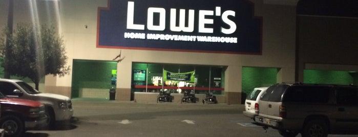 Lowe's is one of Orte, die Salaam gefallen.