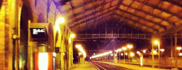 Gare SNCF de Sète is one of NYC➡️SPAIN➡️FRANCE➡️ITALY Trip.