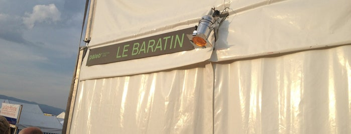 Le Baratin is one of Paléo Festival Nyon 2013.