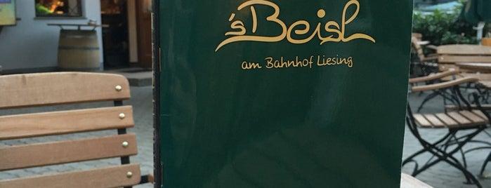 's Beisl am Bahnhof Liesing is one of Orte, die Stefan gefallen.