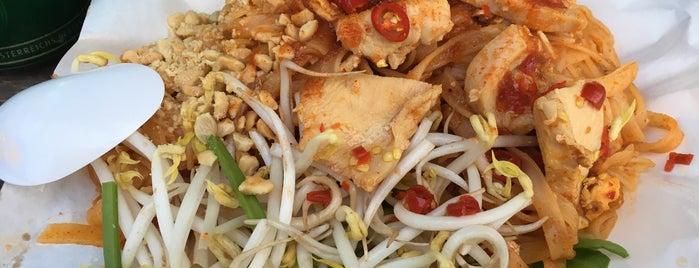 Mamamon Thai Kitchen is one of Mein Wien.