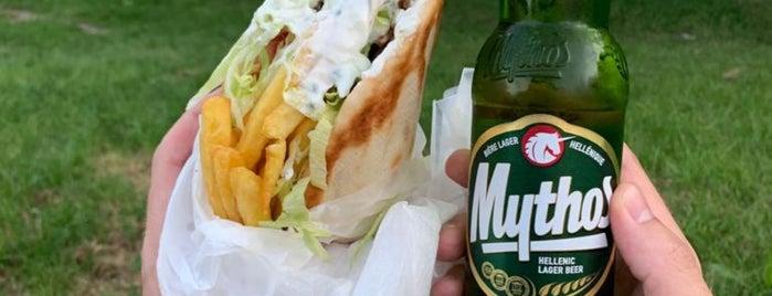 Mama's Gyros is one of Vienna Kebab.