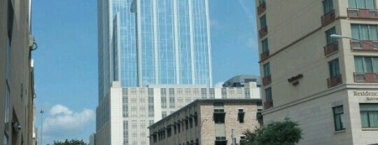 Courtyard by Marriott Austin Downtown/Convention Center is one of Austin, TX.