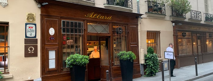 Allard is one of Paris.