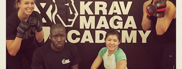Krav Maga Academy is one of Do Something Adventurous.