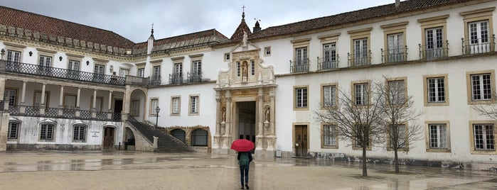 Porta Férrea is one of Coimbra.