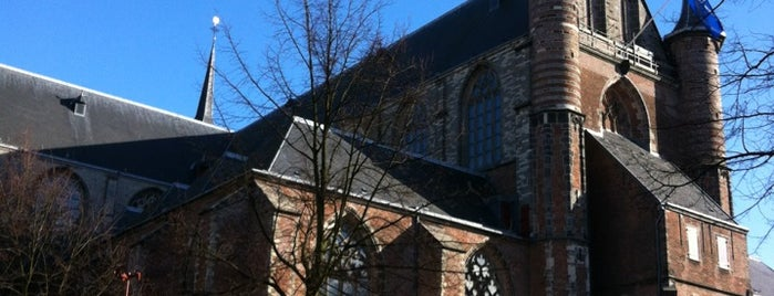 Pieterskerk is one of Mark's Liked Places.