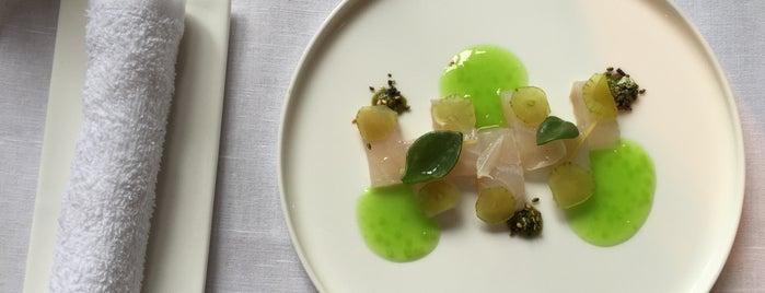 Restaurant TIM RAUE is one of The World's 50 Best Restaurants.