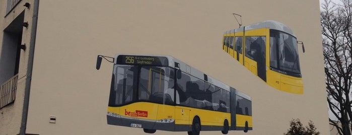 BVG Straßenbahn-Fahrsimulator is one of 1 | 111 Orte in Berlin die man gesehen haben muss.