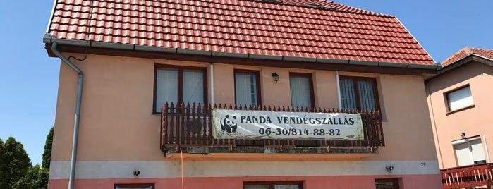 Panda Vendégszállás is one of Csaba 님이 좋아한 장소.