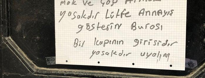 Kıraathane İstanbul Edebiyat Evi is one of mersolu.