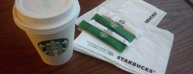 Starbucks coffee is one of COFFEE SHOP.