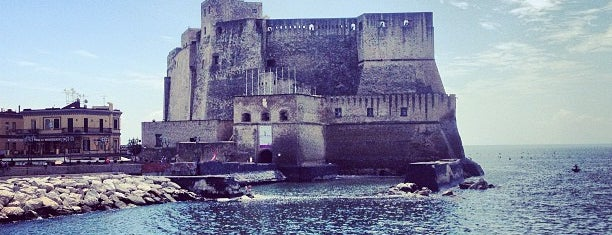 Castel dell'Ovo is one of Napoli & Positano.