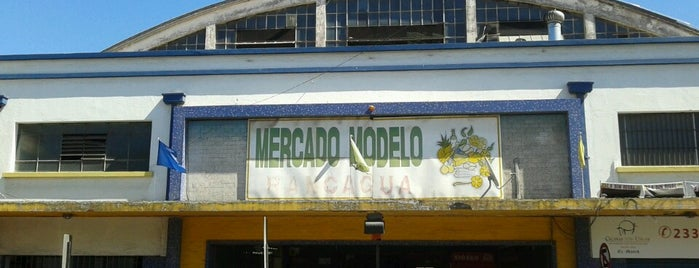 Mercado Modelo de Rancagua is one of [R]ancagua.