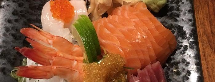 Zuuma Sushi & Grill is one of Lieux sauvegardés par Shady Tracey.