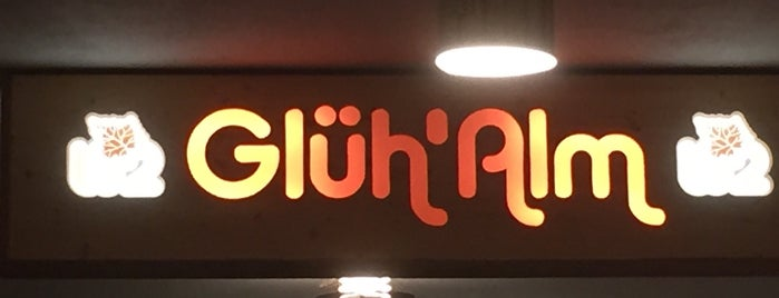 Glüh Alm is one of Bars Nürnberg.