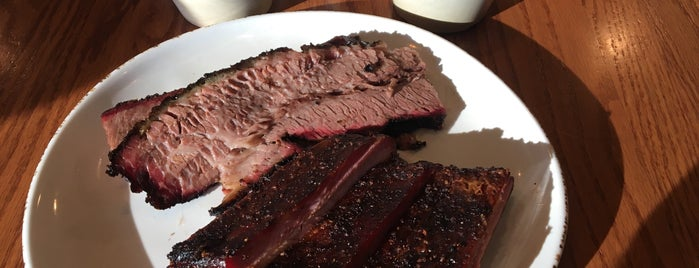 Gatlins BBQ is one of TM Top 50 BBQ Joints in TX 2017.