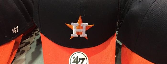 Astros Team Store is one of Posti che sono piaciuti a Alonso.